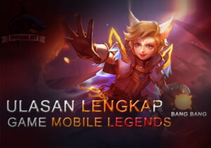 Game Online Mobile Legends - Spotgame