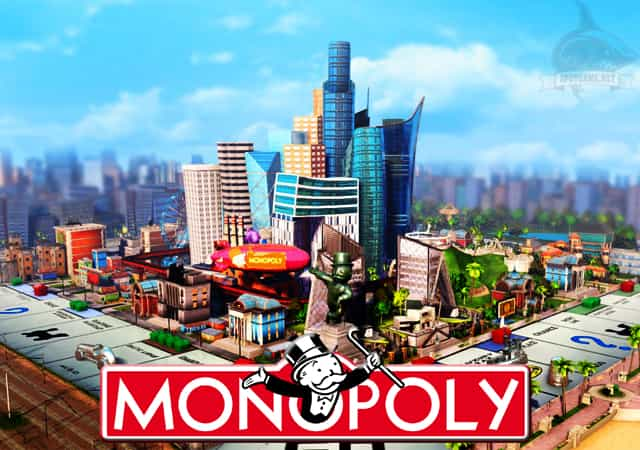 Monopoly Spotgame