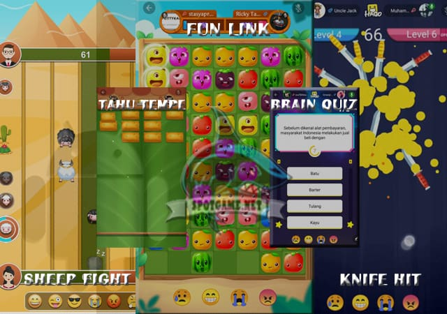 Game Android Hago Online - Spotgame