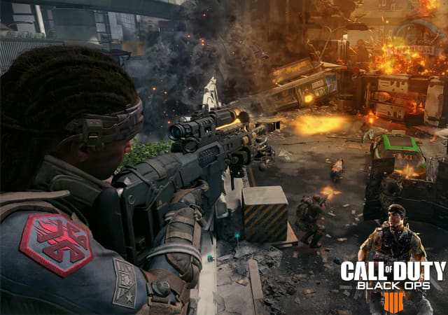 Call of Duty Black Ops 4 Spotgame