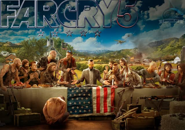 Far Cry 5 Spotgame
