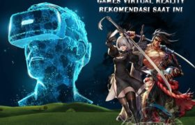 Games Virtual Reality Rekomendasi - Spotgame