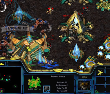 StarCraft 1 - Spotgame