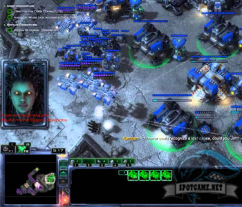 StarCraft 2 - Spotgame