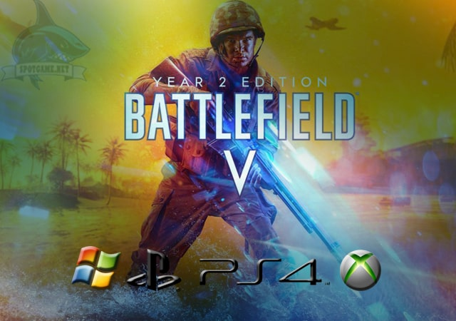 Battlefield V Year2 Edition Spotgame - Steam Mengadakan Promosi Game Battlefield V Year2 Edition