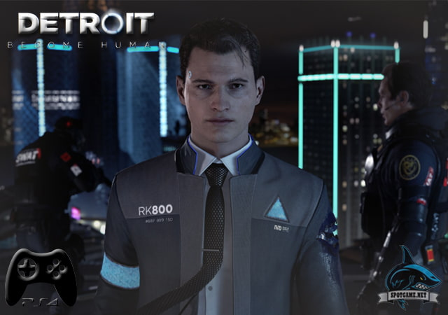 Detroit Become Human - Spotgame
