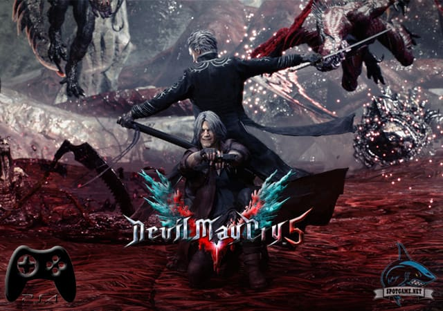 Devil May Cry 5 Spotgame - Buruan Mainkan 20 Game Terbaik Playstation 4 Pada Tahun 2020