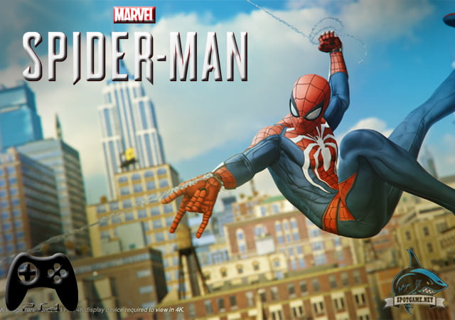 Marvels Spider-Man - Spotgame