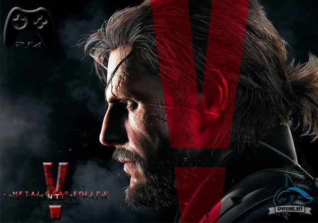 Metal Gear Solid V The Phantom Pain Spotgame - Buruan Mainkan 20 Game Terbaik Playstation 4 Pada Tahun 2020
