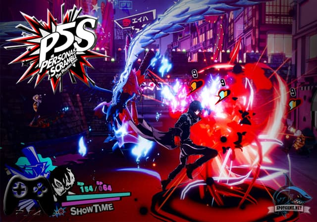 Persona 5 Scramble The Phantom Strikes Spotgame - Buruan Mainkan 20 Game Terbaik Playstation 4 Pada Tahun 2020