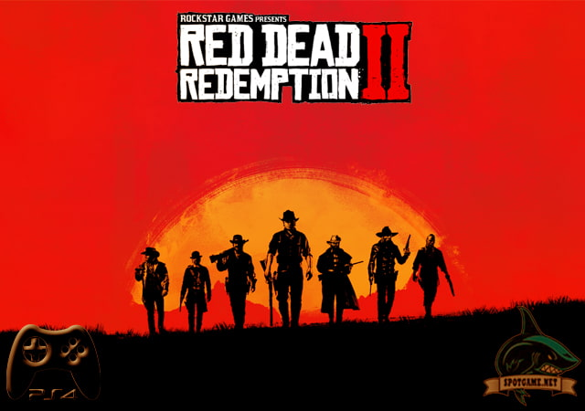 Red Dead Redemption 2 - Spotgame