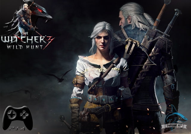 The Witcher 3 Wild Hunt - Spotgame
